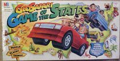 Geosafari Game of the States
