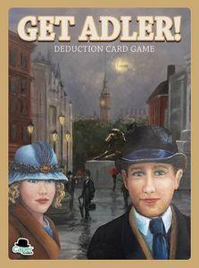 Get Adler! Deduction Card Game
