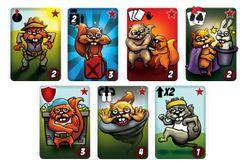 Get Nuts Bonus Action Cards