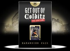Get Out of Colditz: The Card Game – Expansion Pack