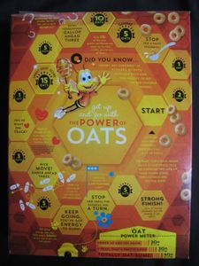 Get up and Go with the Power of Oats