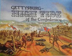 Gettysburg: High Tide of the Confederacy