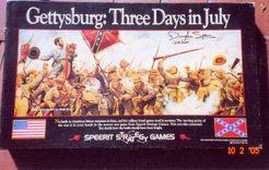 Gettysburg: Three Days in July