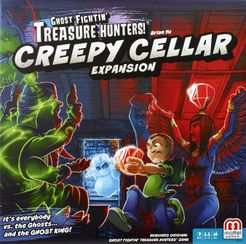 Ghost Fightin' Treasure Hunters: Creepy Cellar Expansion