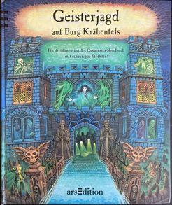 Ghost Hunters!: A 3-Dimensional Game Book
