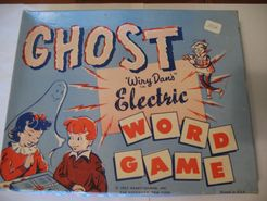 Ghost Wiry Dan's Electronic Word Game