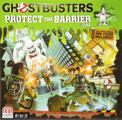 Ghostbusters: Protect the Barrier Game