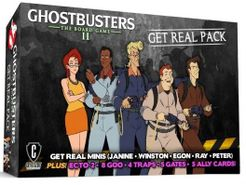 Ghostbusters: The Board Game II – Get Real Pack