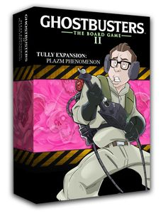 Ghostbusters: The Board Game II – Louis Tully's Plazm Phenomenon
