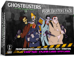 Ghostbusters: The Board Game II – Peoplebusters Pack