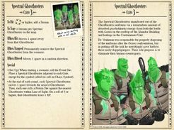 Ghostbusters: The Board Game – Spectral Ghostbusters