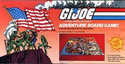 G.I. Joe Adventure Board Game
