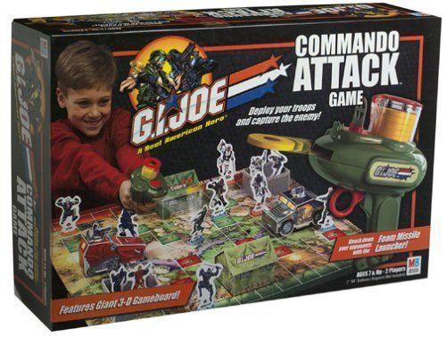 G.I. Joe Commando Attack