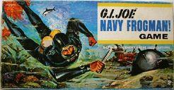 G.I. Joe Navy Frogman Game