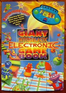 Giant Intergalactic Electronic Game Book