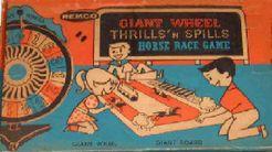 Giant Wheel Thrills 'n' Spills Horse Race Game