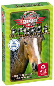 Giga Quiz: Pferde