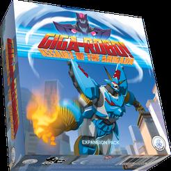 Giga-Robo: Assault of The Armada
