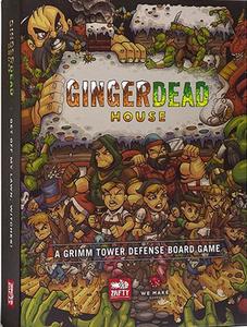 Gingerdead House