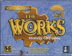 Girl Genius: The Works