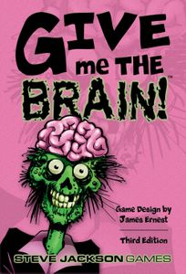 Give Me the Brain!