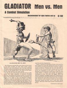 Gladiator: Men vs. Men