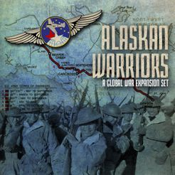Global War 1936-1945: Alaskan Warriors