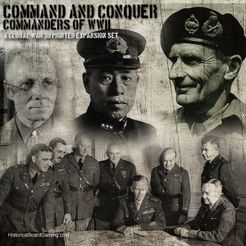 Global War 1936-1945: Command and Conquer – Commanders of WWII