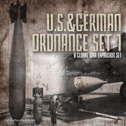 Global War 1936-1945: German & U.S. Ordnance Set #1
