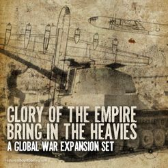 Global War 1936-1945: Glory of the Empire