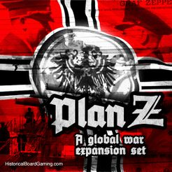 Global War 1936-1945: Hitler's Plan Z