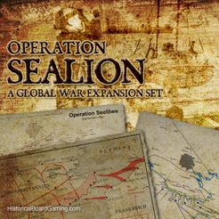 Global War 1936-1945: Operation Sealion