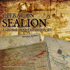 Global War 1936-1945: Operation Sealion