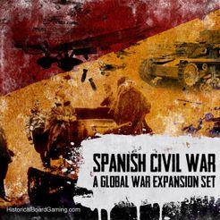 Global War 1936-1945: Spanish Civil War