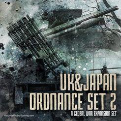 Global War 1936-1945: U.K. & Japan Ordinance Set #2