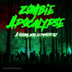 Global War 1936-1945: Zombie Apocalypse