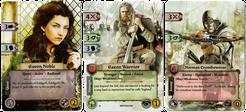 Gloom of Kilforth: Tears of Kilforth Promo Cards