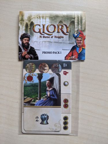 Glory: A Game of Knights – Promo Pack 1
