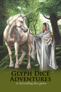 Glyph Dice Adventures