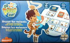 Go Diego Go! Rescue the Animals