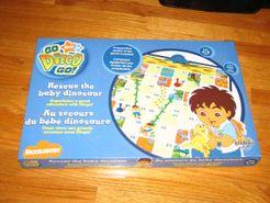 Go Diego Go!  Rescue the baby dinosaur