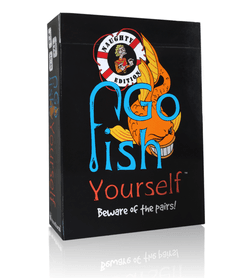 Go Fish Yourself:  Naughty Edition