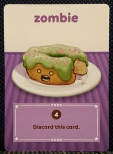 Go Nuts for Donuts: Zombie