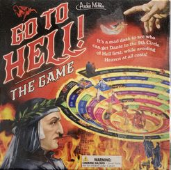 Go to Hell!: The Game