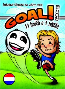Goal! Game expansion pack: Dutch Team