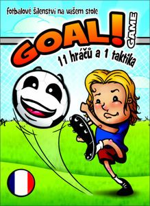 Goal! Game expansion pack: French Team