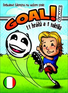 Goal! Game expansion pack: Italian Team