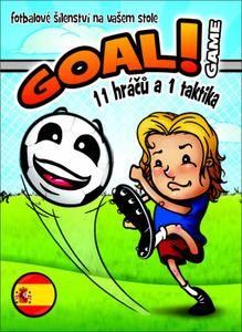Goal! Game expansion pack: Spanish Team