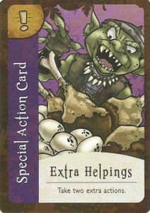 Goblins Breakfast: Extra Helpings Promo Card