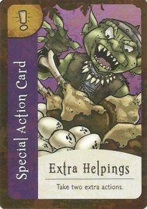 Goblins Breakfast: Extra Helpings Promo Card